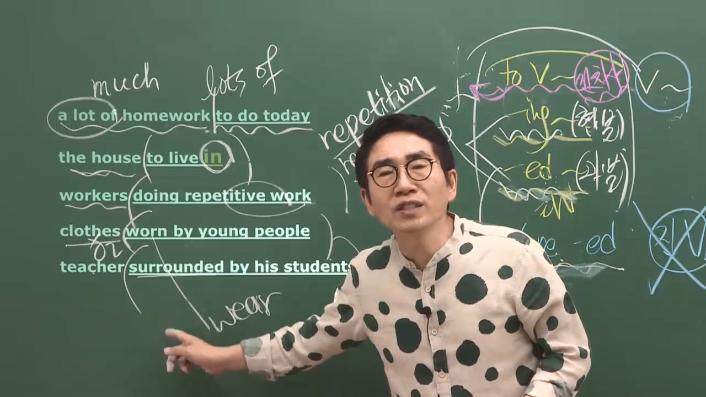 [2019 개념의 시작] 형용사적 덩어리(2구역) 무료동영상