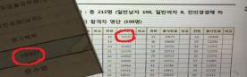 경찰 최종합격생 문수영